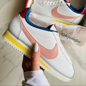 NWT Nike Cortez leather